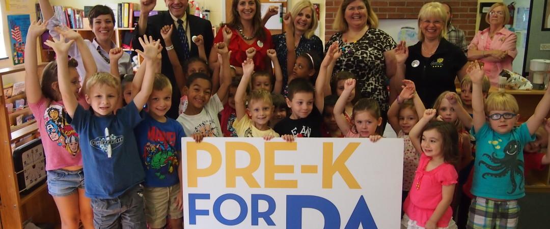 Is Delaware County Ready for Kindergarten?