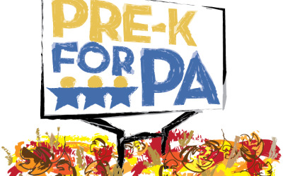 Get your (free) Pre-K for PA lawn sign!