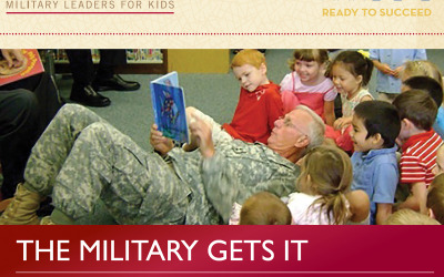 New Report: The Military Gets It (Pre-K)
