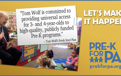 An open letter to Gov.-elect Tom Wolf