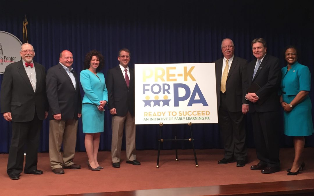 PA Mayors Call for Continued Investment in Publicly Funded Pre-K; Pre-K Helps Develop Vibrant Communities