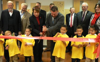 Lancaster Mayor, County Officials Host PA Education Secretary Pedro Rivera for Pre-K Roundtable; Opening of New Pre-K Classrooms