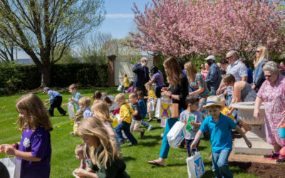 Governor Tom Wolf and First Lady Frances Wolf Join Pre-K for PA to Host Easter Egg Hunt at the Governor's Residence, Highlight the Need to Invest in High-Quality Early Childhood Education