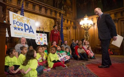 Public News Service: Budget Agreement Called Victory for PA Kids
