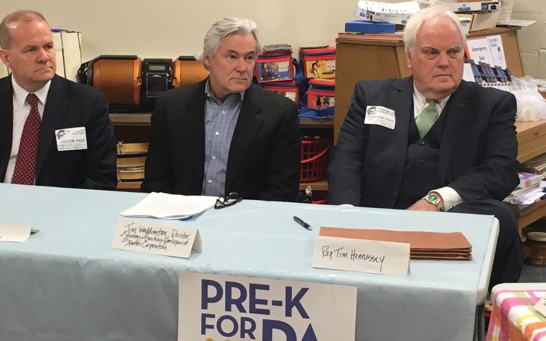 Pottstown Officials Celebrate Pre-K Expansion
