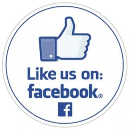 like us on facebook sticker template - pre k for pa all children ready to succeed
