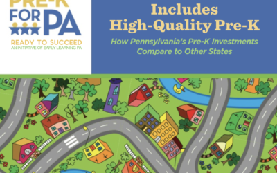 Pennsylvania's Ranking Stagnant Among States Investing in High-Quality Pre-K